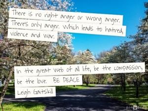 be peace not war