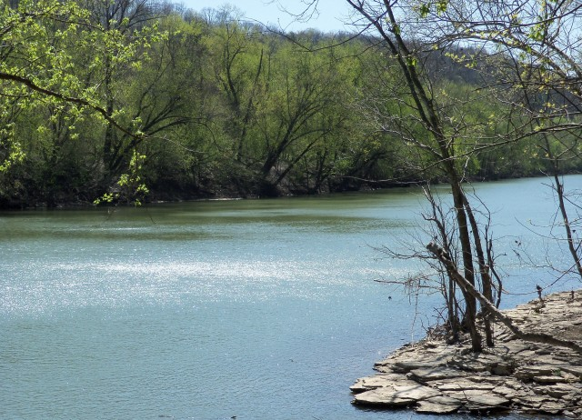 Kentucky River by Hall's 0