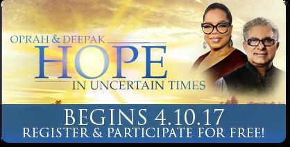 Hope meditation ad